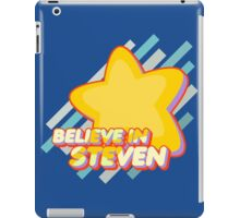 Believe In Steven iPad Case/Skin