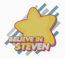 Believe In Steven by tehks