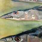 Fish Head by Tomoe Nakamura