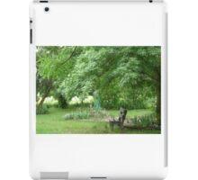 Seasons in Print - Country Gardens iPad Case/Skin