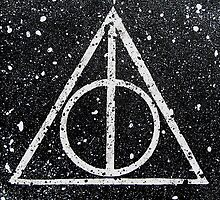 Harry Potter Deathly Hallows by HerkDesigns