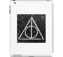 Harry Potter Deathly Hallows iPad Case/Skin