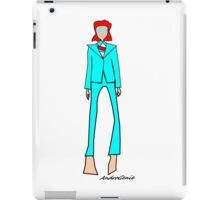 David Bowie iPad Case/Skin
