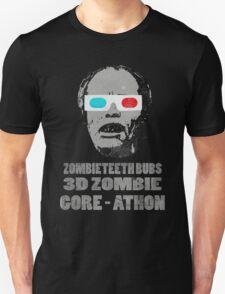 BUBS 3D ZOMBIE GORE-ATHON Unisex T-Shirt
