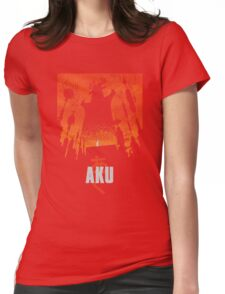 Akaiju Womens Fitted T-Shirt