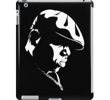 Biggie Smalls Stencil iPad Case/Skin