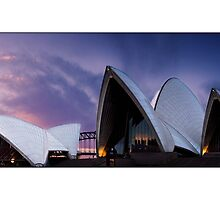 Opera House by Kirk  Hille