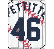 Andy Pettitte Baseball Design iPad Case/Skin