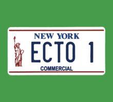 ECTO 1 One Piece - Short Sleeve
