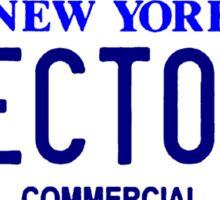 ECTO 1 Sticker