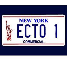 ECTO 1 Photographic Print