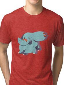 Phanpy. Tri-blend T-Shirt