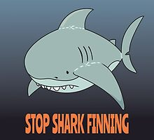 Stop shark finning by mangulica