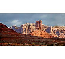 Valley of the Gods, Utah Photographic Print