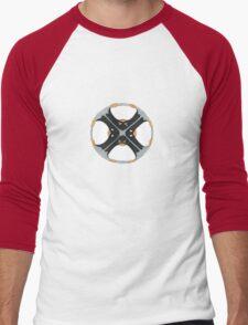 Penguin Football Men's Baseball ¾ T-Shirt
