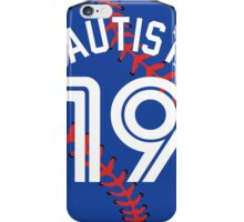 Jose Bautista Baseball Design iPhone Case/Skin