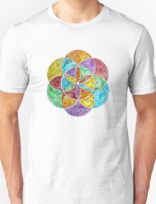 Seed Mandala Unisex T-Shirt