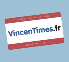 Hello, I'm watching VincenTimes.fr One Piece - Short Sleeve