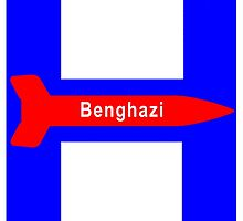 Hillary Campaign Logo Parody by EyeMagined