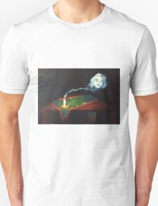 Candle  in the Wind Unisex T-Shirt