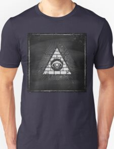 Pyramid with eye T-Shirt