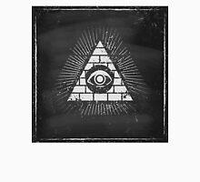 Pyramid with eye Unisex T-Shirt