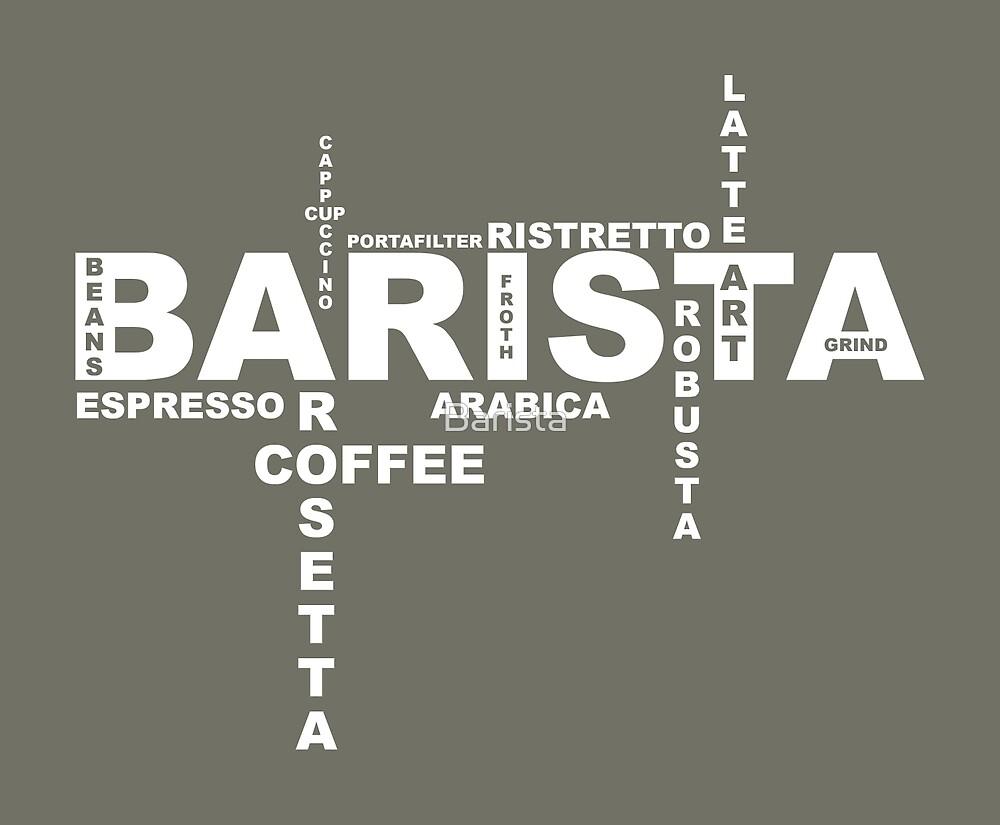 Barista by Barista