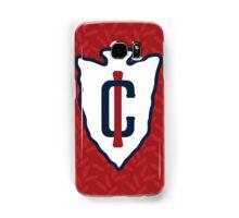 Arrowhead Cleveland Red Samsung Galaxy Case/Skin
