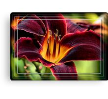Nature's Artistry Canvas Print