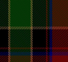 00359 Waterford Tartan  Sticker