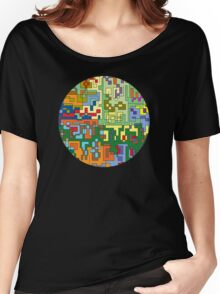 Maps  Women's Relaxed Fit T-Shirt