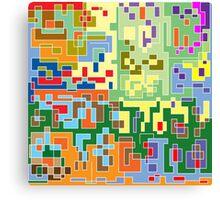Maps  Canvas Print