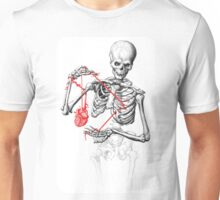 I need a heart to feel complete Unisex T-Shirt