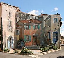 Seeing is believing ?  Capestang Southern France by Paul Pasco