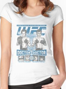 WFC Women's Fitted Scoop T-Shirt