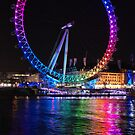 London Eye #12 by Martin Kirkwood (photos)