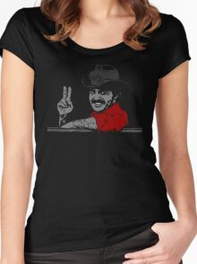 Bandit Women's Fitted Scoop T-Shirt
