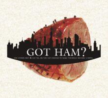 Got Ham? by RoufXis
