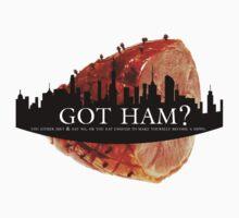 Got Ham? Kids Clothes