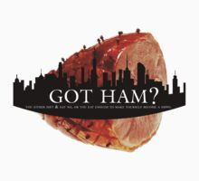 Got Ham? One Piece - Long Sleeve