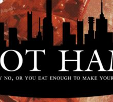Got Ham? Sticker