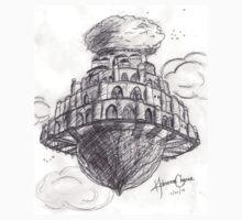 Laputa- Castle in the Sky T-Shirt