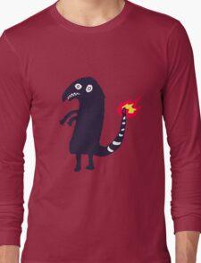 Charmander Imgur's Tattoo Long Sleeve T-Shirt