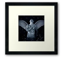 angel life 2 Framed Print