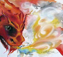 Dragon Fire by Lisa Jasak