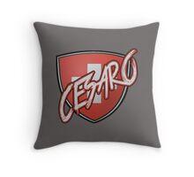 CESARO Throw Pillow