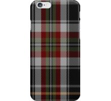 00353 Sligo County, Crest Range Fashion Tartan  iPhone Case/Skin
