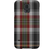 00353 Sligo County, Crest Range Fashion Tartan  Samsung Galaxy Case/Skin
