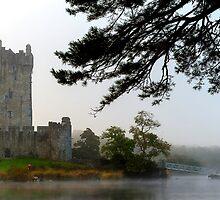 Ross Castle, Killarney by John Hall