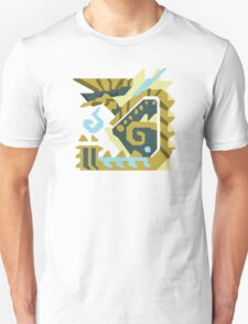 Zinogre Monster Hunter Design  T-Shirt